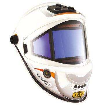 Autodarkening welding helme