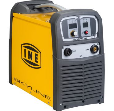 Inverter power sources for plasma cutting