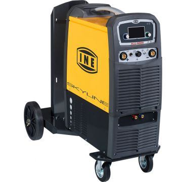 Inverter power sources for AC/DC TIG and MMA welding