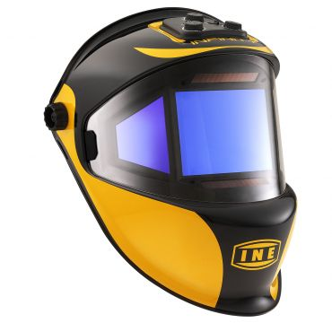 Autodarkening welding helmet