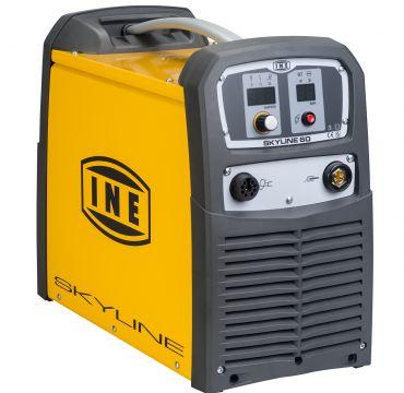 Generatori ad inverter per taglio plasma