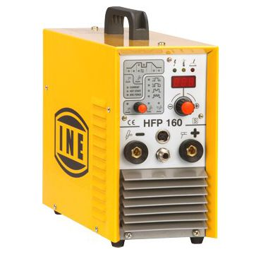 Inverter power source for DC TIG and MMA welding
