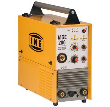 Inverter power sources for MIG/MAG TIG and MMA