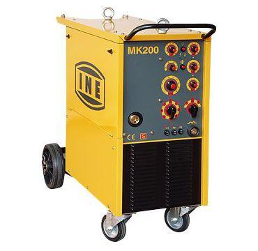 Generatori elettromeccanici compatti per saldatura MIG/MAG